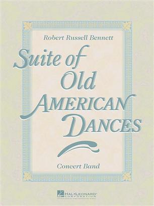 Suite Of Old American Dances Cake Walk