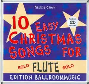 10 Easy Christmas Songs for Flute (Solo) - hier klicken