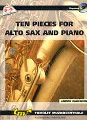 10 pieces for alto sax and piano - hier klicken