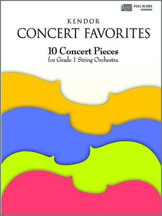 Concert Favorites (Bass) - hier klicken