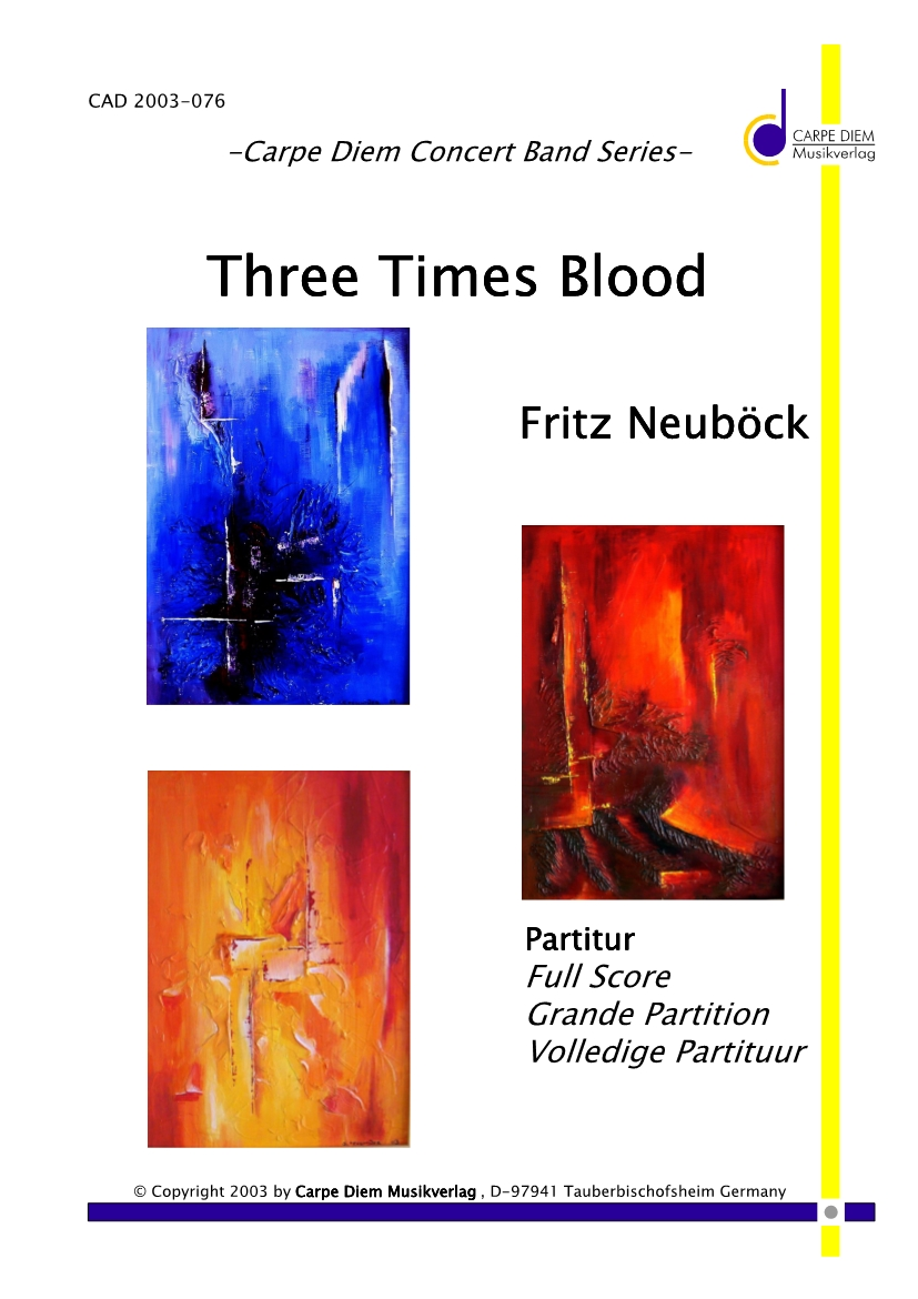 3 Times Blood - hier klicken