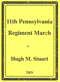 11th Pennsylvania Regiment March - hier klicken