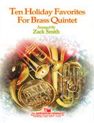 10 Holiday Favorites for Brass Quintet (Complete Set) - hier klicken