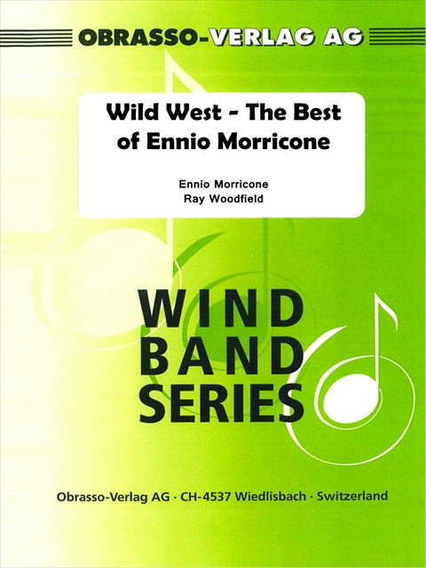 Wild West - The Best of Ennio Morricone - click for larger image