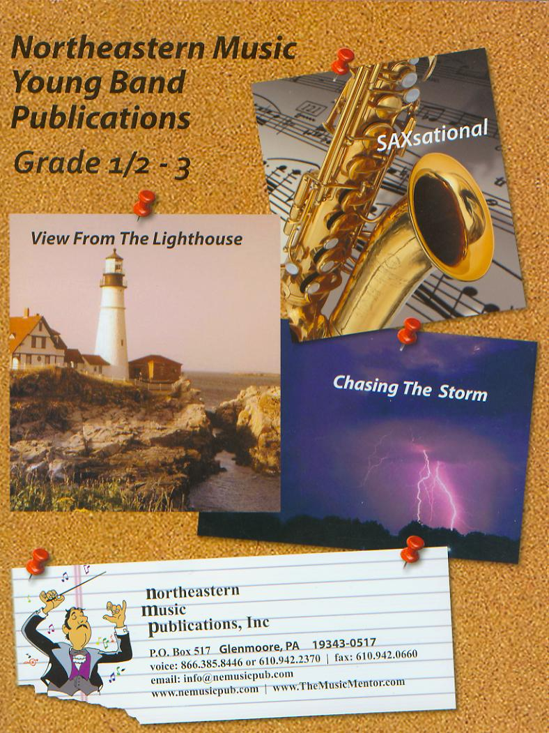 Northeastern Music: Young Band Publications - click for larger image