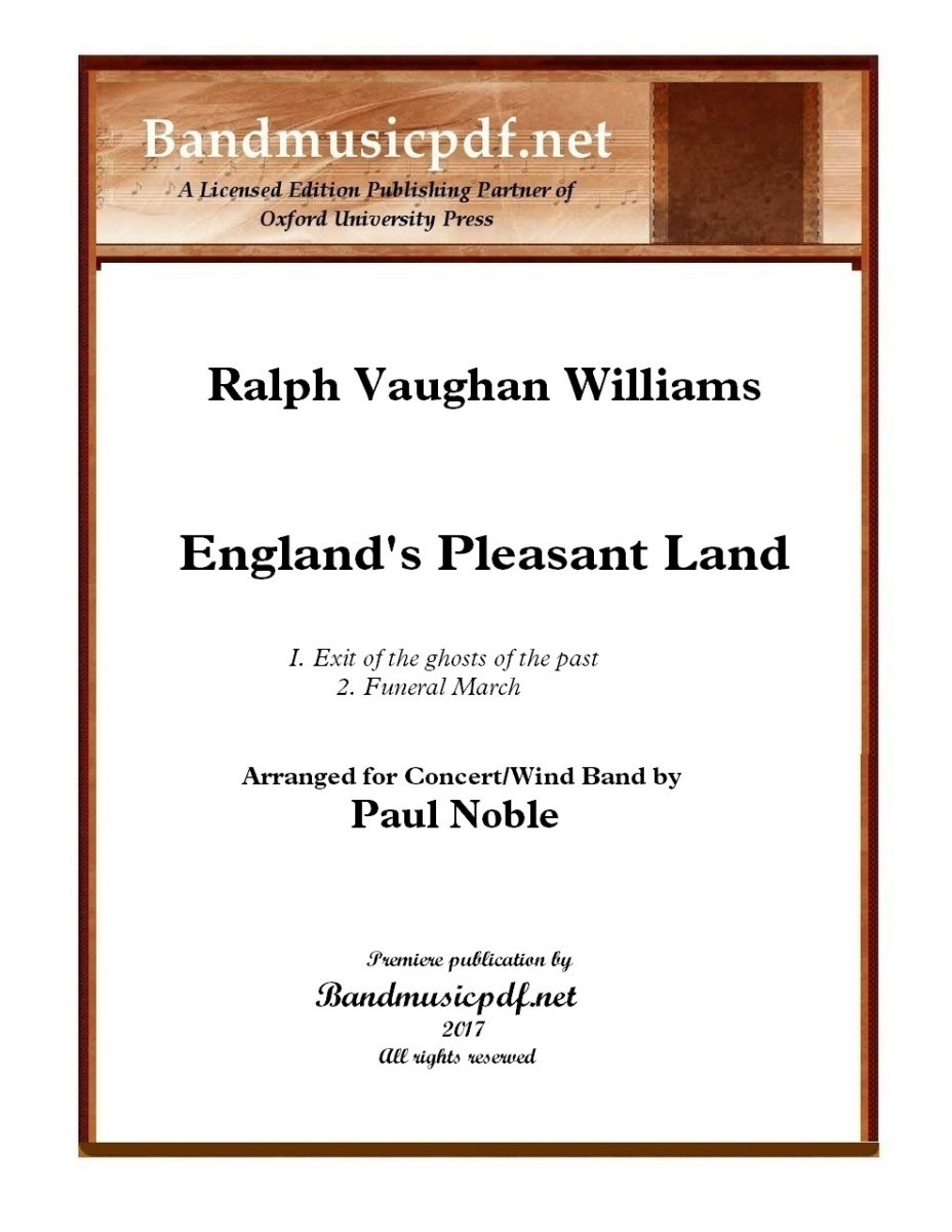England's Pleasant Land - click here