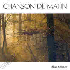 Masterpieces for Band  #1: Chanson de Matin - klicken f�r gr��eres Bild