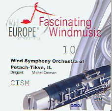 10 Mid-Europe: Wind Symphony Orchestra of Petach-Tikva (IL) - hier klicken