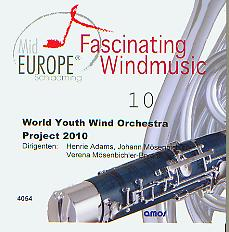 10 Mid-Europe: World Youth Wind Orchestra Project 2010 - hier klicken