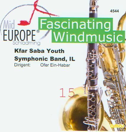 15 Mid Europe: Kfar Saba Youth Symphonic Band - click here