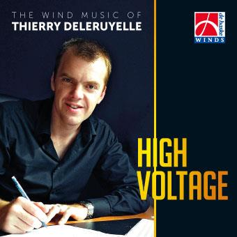 Wind Music of Thierry Deleruyelle, The: High Voltage - click here