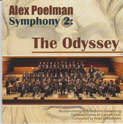 "New Compositions for Concert Band #69: Alex Poelman Symphony #2 ""The Odyssey"" - click for larger image"