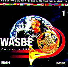 1997 WASBE Schladming, Austria: Concerts - cliquer ici