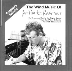 Wind Music of Jan van der Roost #3 - click here
