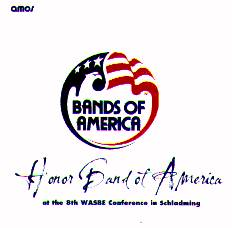 1997 Honor Band of America - click here