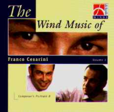 Wind Music of Franco Cesarini #1 - hier klicken