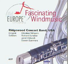 10 Mid-Europe: Ridgewood Concert Band - hier klicken