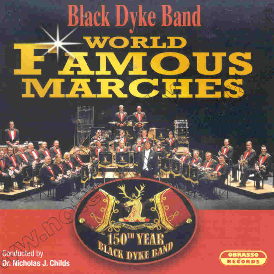 World Famous Marches - hier klicken