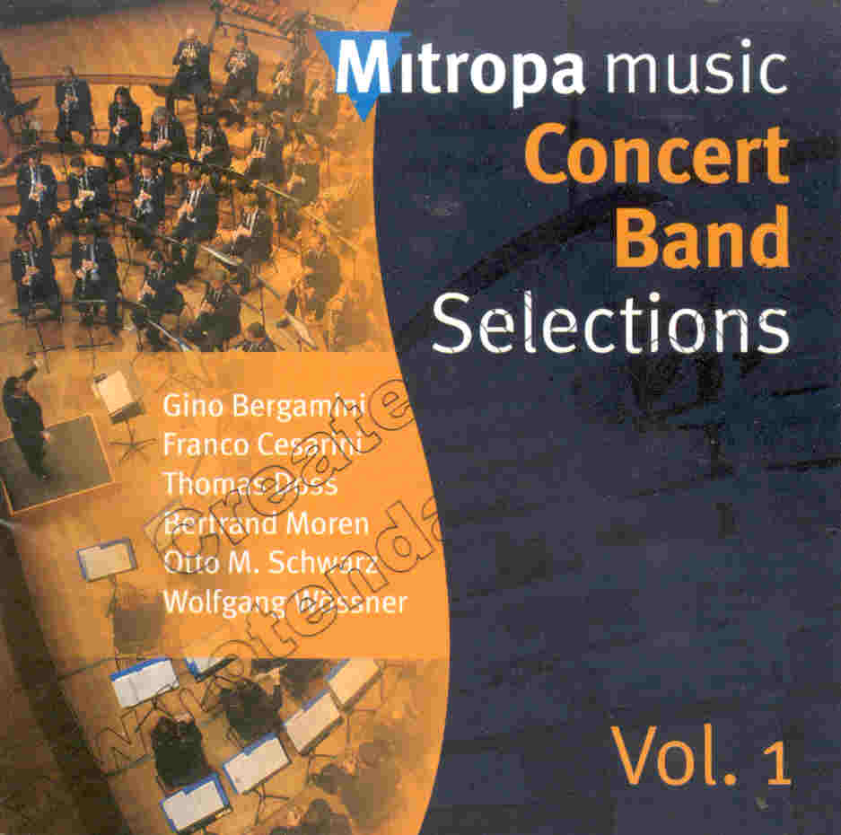 Mitropa Music Concert Band Selections #1 - hier klicken