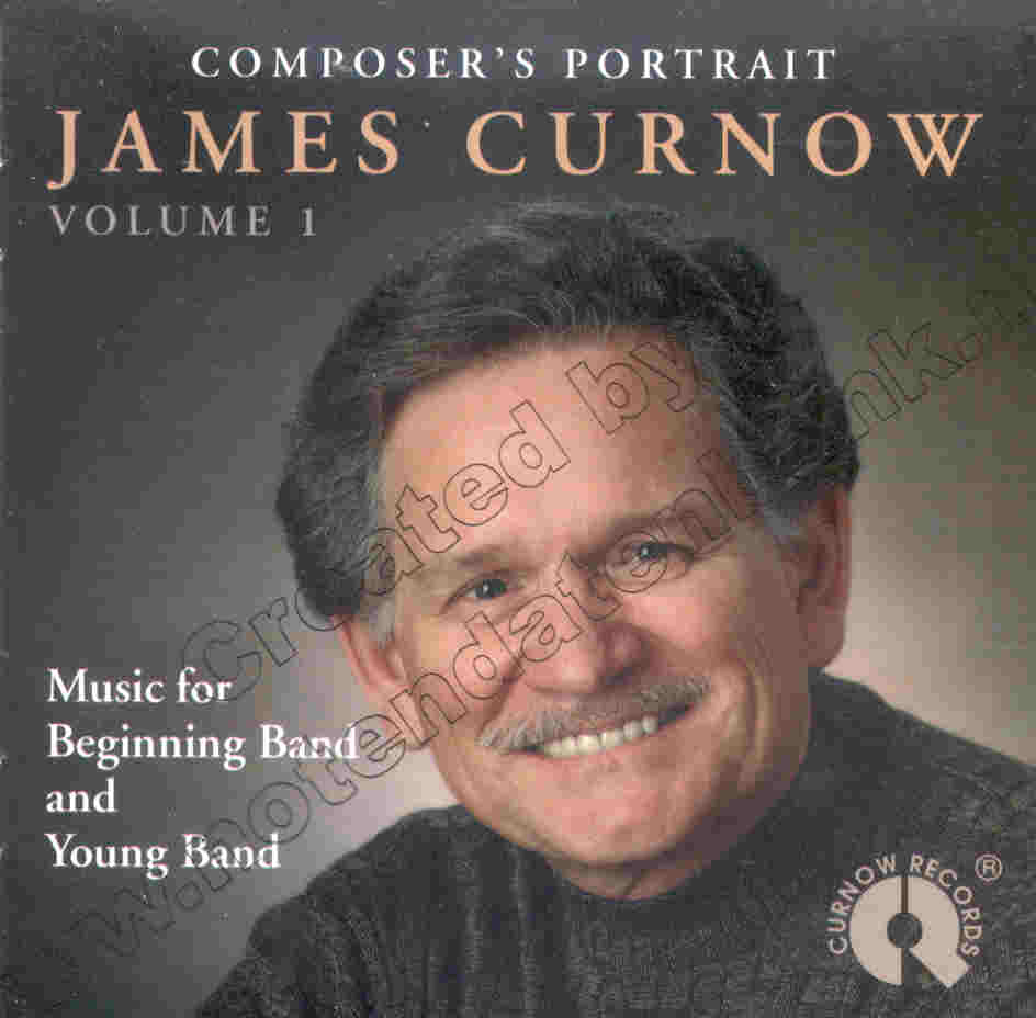 Composer's Portrait: James Curnow #1 - click here