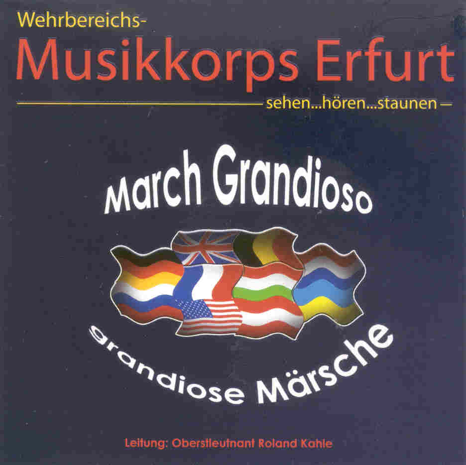 March Grandioso - Grandiose Märsche - click here