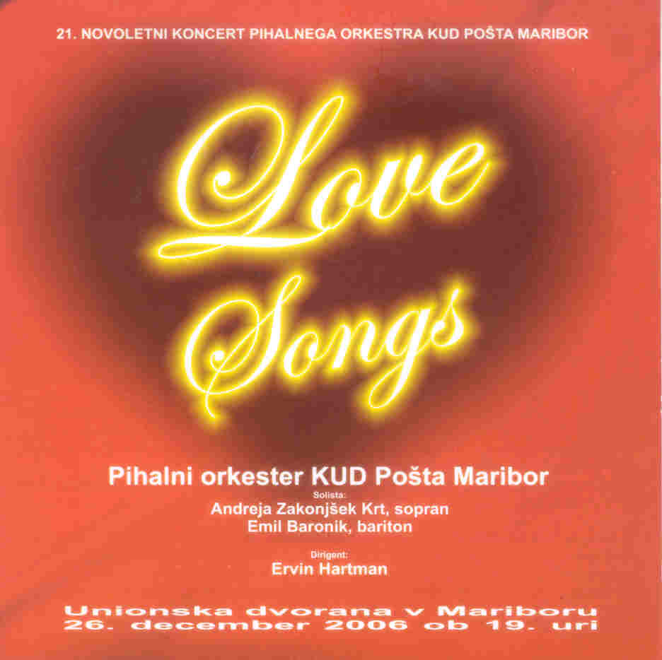 Love Songs - click here
