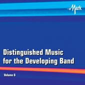 Distinguished Music for the Developing Band #6 - hier klicken