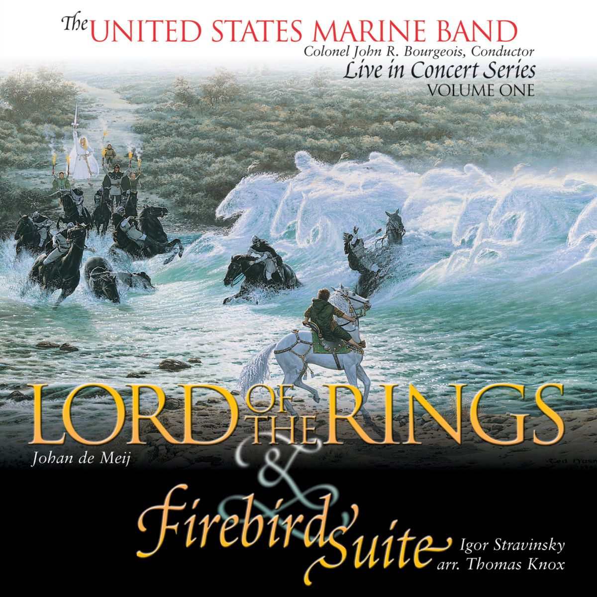 Lord of the Rings and Firebird Suite - click here