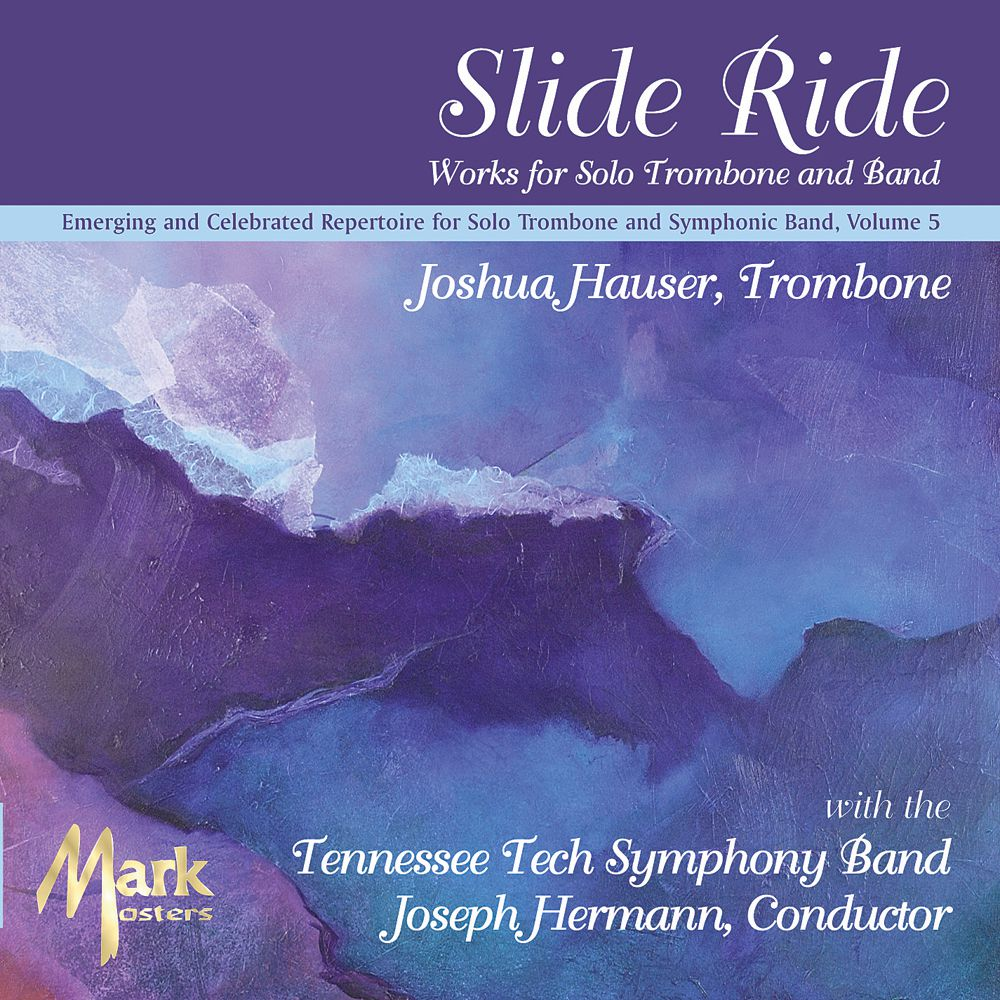 Slide Ride: Works for Solo Trombone and Band - hier klicken