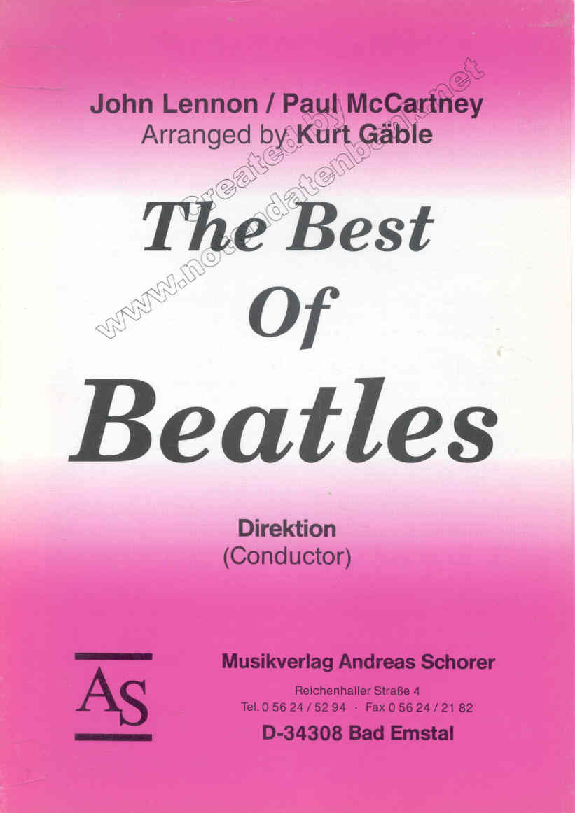 Best of Beatles, The - klicken f�r gr��eres Bild