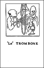 'Le' Trombone - click for larger image