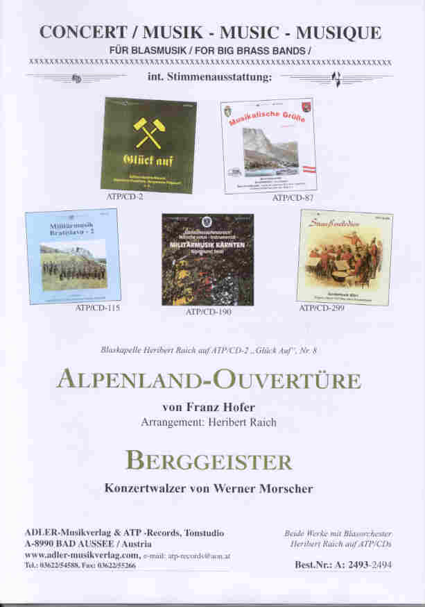 Alpenland-Ouvert�re - click here