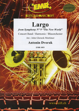 Largo from Symphony #9 'The New World' - klicken für größeres Bild