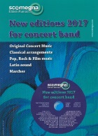 2017-07-04 Scomegna 2017 New Edition for Concert Band - cliquer ici