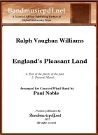 England's Pleasant Land, never before published work by Ralph Vaughan Williams - click here