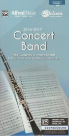 2016-12-30 Alfred 2016-2017 Concert Band - cliquer ici