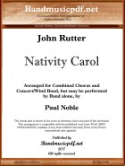 Nativity Carol, John Rutter, Paul Noble - clicca qui