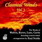 2016-10-19 Classical Winds #1 (The Works of Walton, Rutter, Land, Curtis) - click here