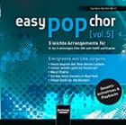 2017-04-28 CD Easy Pop Chor #5: Evergreens von Udo Jürgens - click here