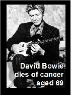2016-01-13 David Bowie has died - click here