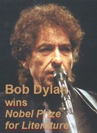 2016-10-30 Bob Dylan wins Nobel Prize for Literature - click here