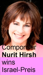 2016-05-13 Composer Nurit Hirsh wins Israel Prize - click here
